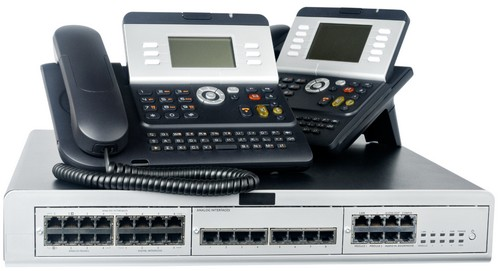 10 Line telephone system
