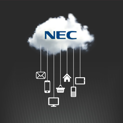 NEC cloud computing