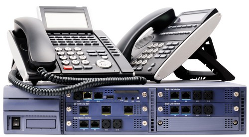 Phone system types